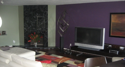 Interior Residential Painting Services in Dunedin