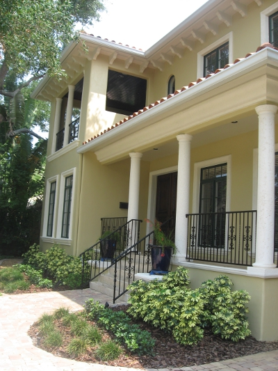 Residential Home Painting Project in Palm Harbor, Florida